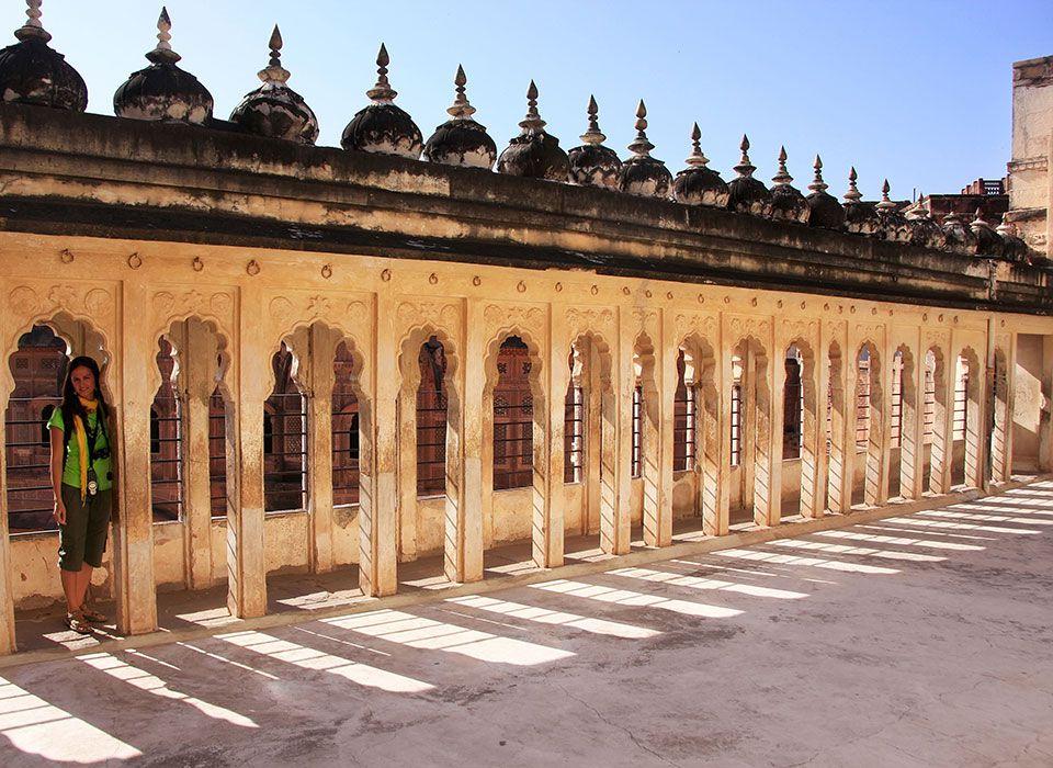 Indien - Jodhpur: Mehrangarh Fort