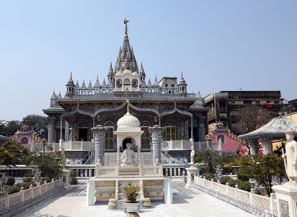 indien-kalkutta-west-bengalen-jain-tempel