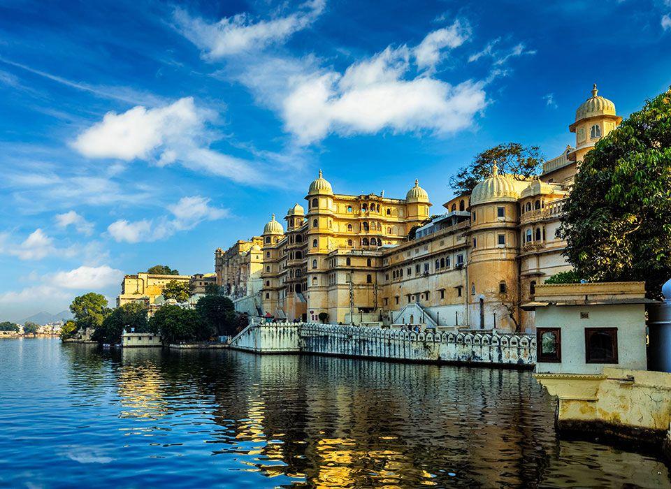 Indien - Udaipur: Der Stadtpalast