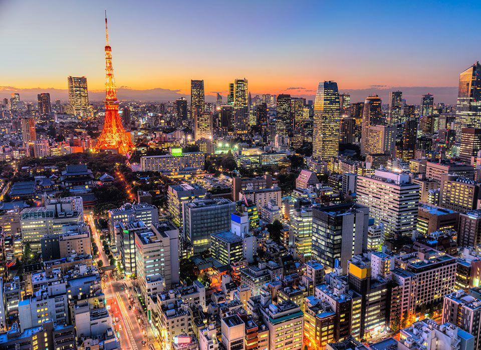 japan-tokio-skyine-nacht