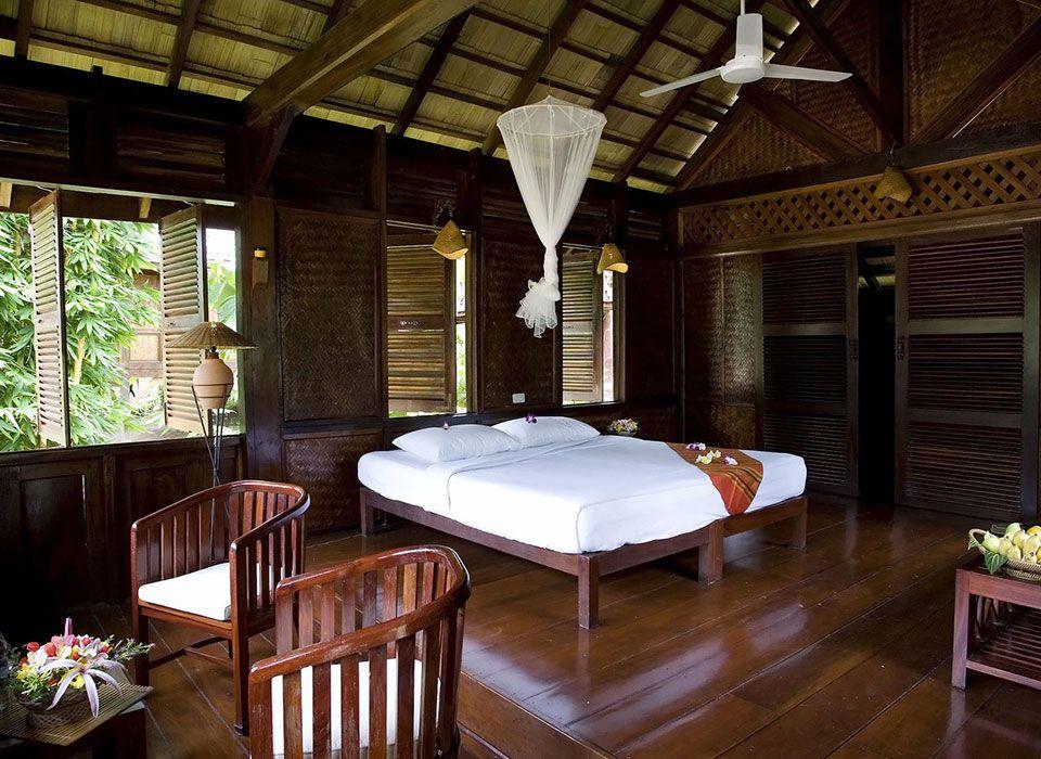 Laos: Luang Say Lodge Zimmer
