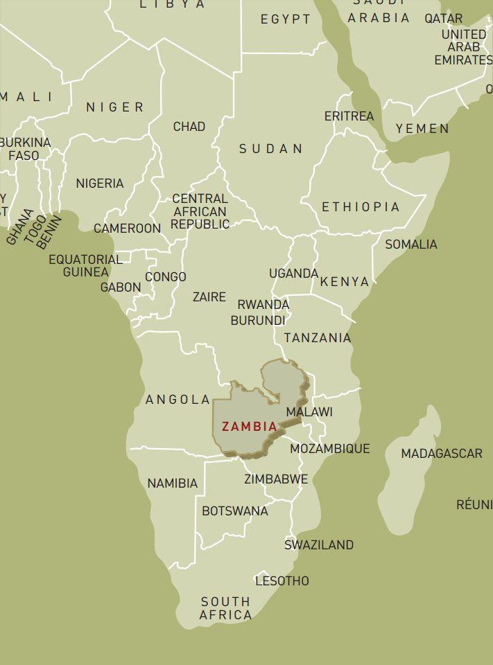 luxusreise-rundreise-sambia-karte