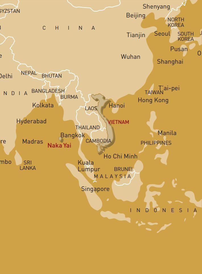Luxusreise durch Vietnam & Thailand