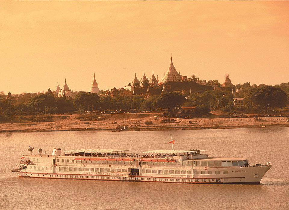 Road to Mandalay Flusskreuzfahrt