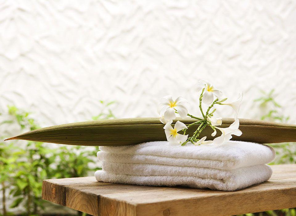 COMO Maalifushi - Malediven - Thaa Atoll - Garden Suite Badezimmer Details