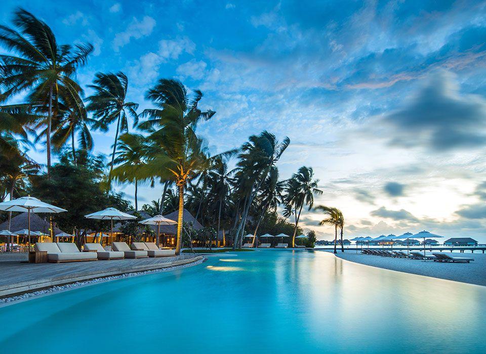 COMO Maalifushi - Malediven - Thaa Atoll - Infinity Pool
