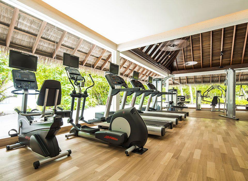 COMO Maalifushi - Malediven - Thaa Atoll - Shambala Fitness Studio