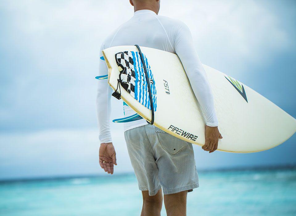 COMO Maalifushi - Malediven - Thaa Atoll - Surfen