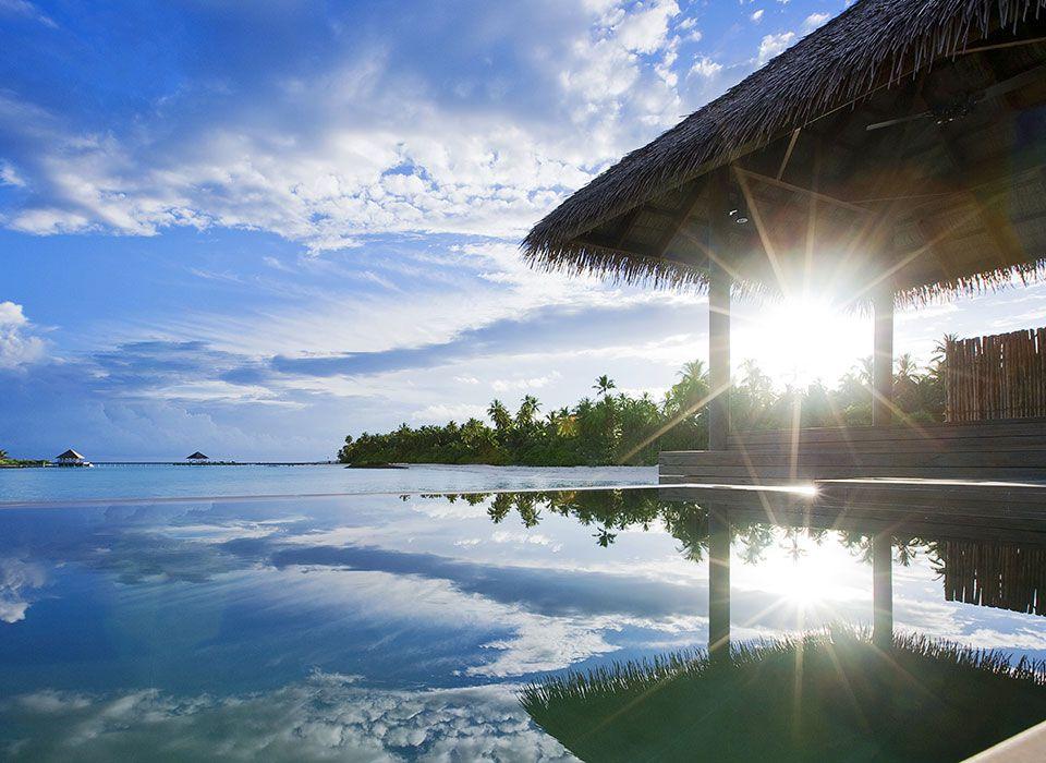 COMO Maalifushi - Malediven - Thaa Atoll - Water Villa Pool