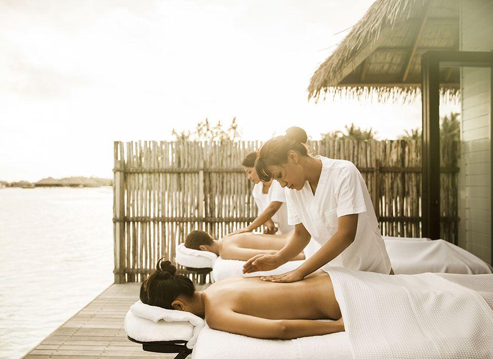 COMO Maalifushi - Malediven - Thaa Atoll - Wellness Behandlung