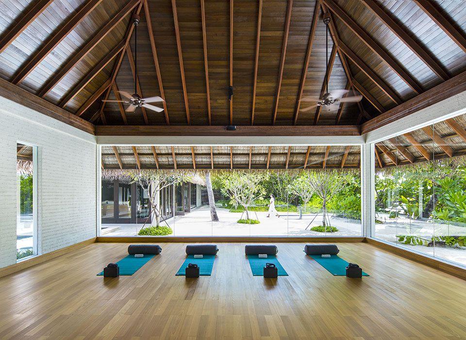 COMO Maalifushi - Malediven - Thaa Atoll - Yoga Studio