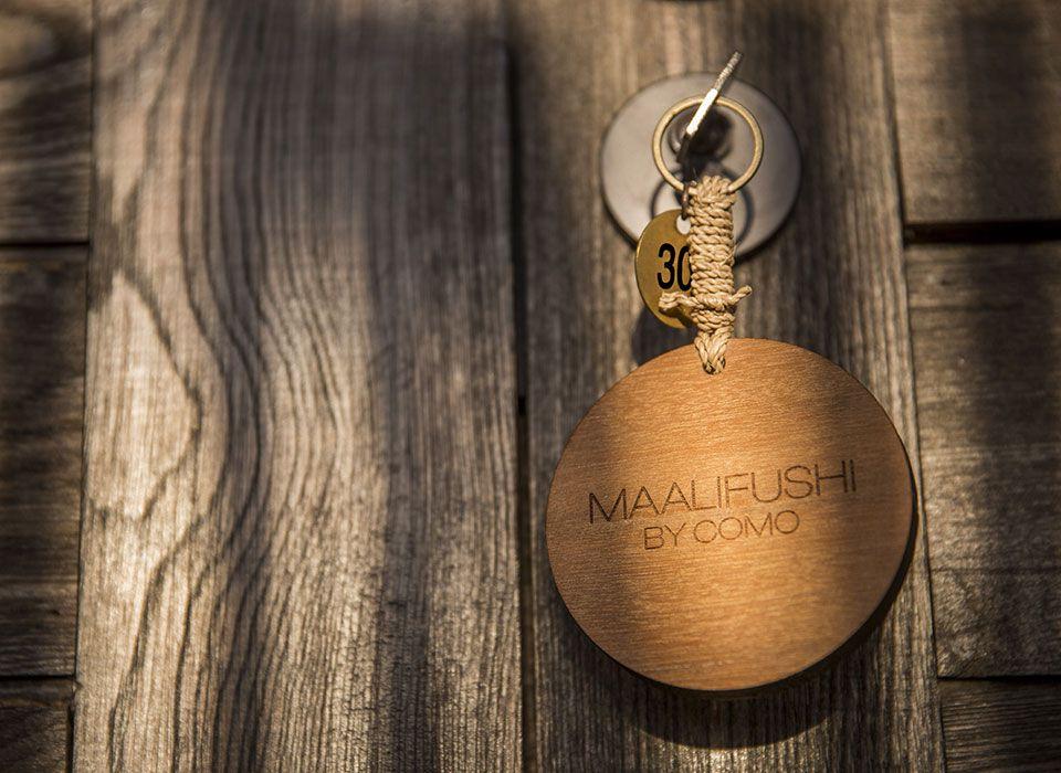 COMO Maalifushi - Malediven - Thaa Atoll - Ihr Zimmerschlüssel