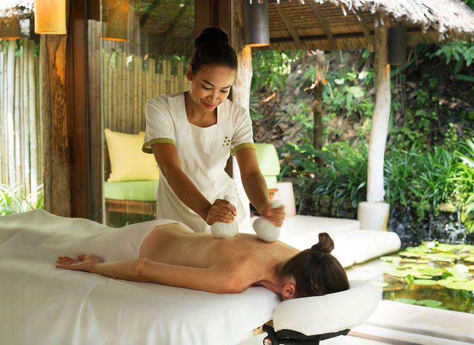 Sixs Senses Yao Noi - Thailand - Phang-Nga Bay - Herbal Massage