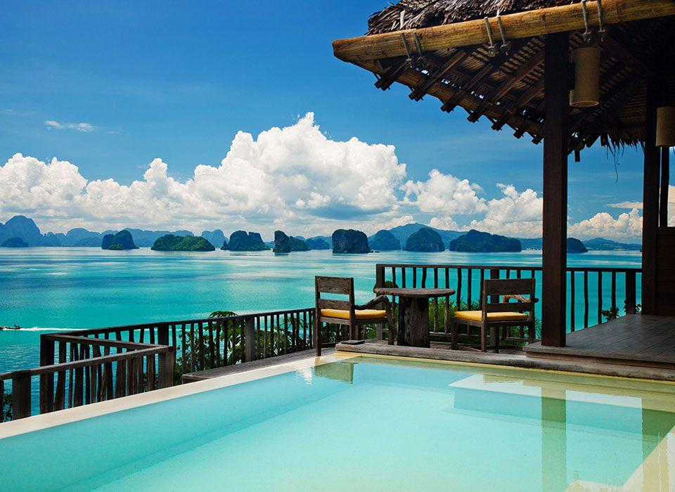Sixs Senses Yao Noi - Thailand - Phang-Nga Bay - Meerblick - Ocean Panorama Villa