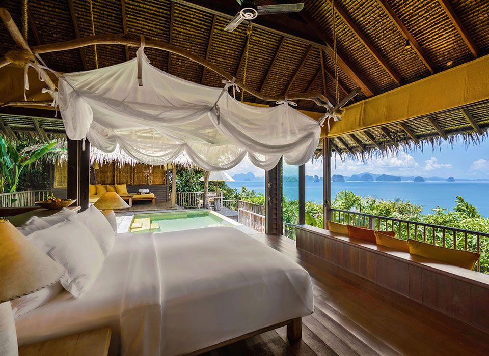 Sixs Senses Yao Noi - Thailand - Phang-Nga Bay - Ocean Panorama Villa