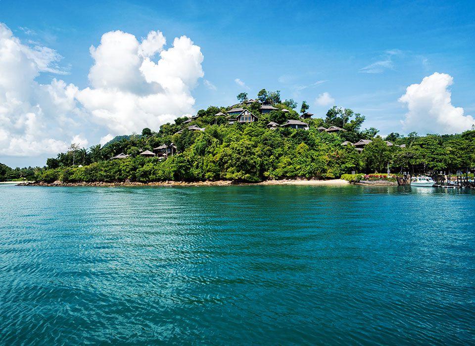 Sixs Senses Yao Noi - Thailand - Phang-Nga Bay